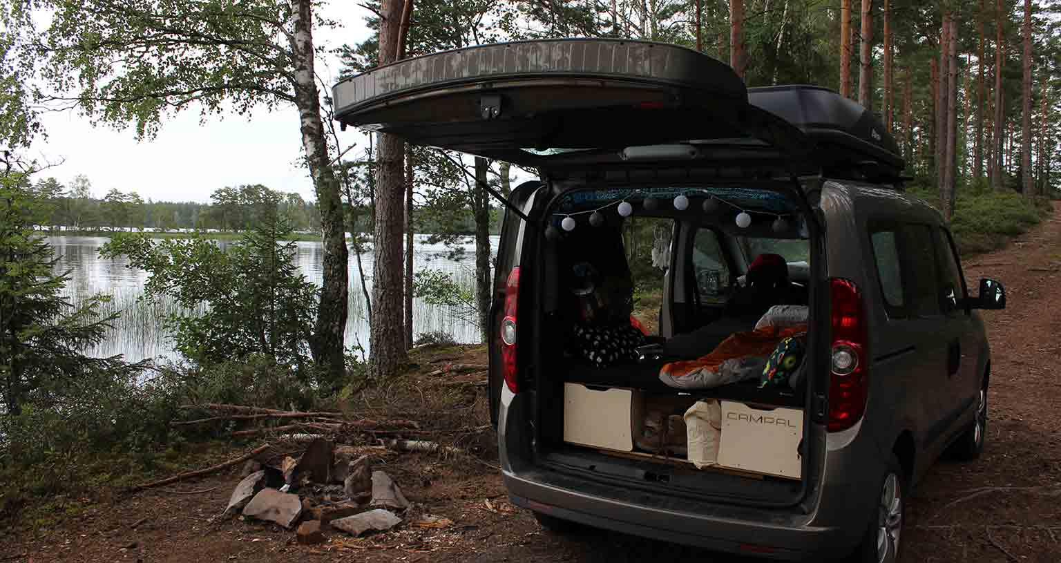 skandinavien-frei-stehen-wildcampen-vanlife-schweden