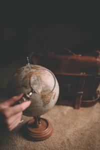 Gap Year-Vanlife-Weltkugel-Reisen-Reiseziele